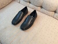 Cole Haan Tucker Venetian Loafer For Men (Black)  Size 13