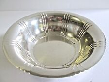 Tiffany & Co. Sterling Silver Bowl 10""