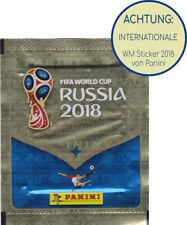 Panini WM 2018 - 1 Tüte international Version