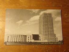 Vintage Postcard State Capitol, Bismark, North Dakota