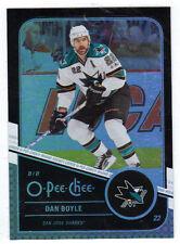 11-12 OPC O-Pee-Chee Rainbow Black Dan Boyle #22 083/100 Mint Rare