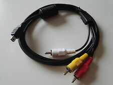 AV Cable For Canon A3000 DC22 DC220 DC230 DC330 Camera Camcorder 137