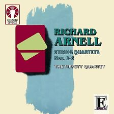 Richard Arnell STRING QUARTETS NOS 1-5