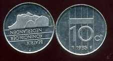PAYS BAS  10 cents 1985