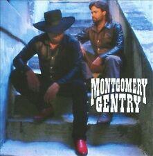 "MONTGOMERY GENTRY, CD ""TATTOOS & SCARS"" LIKE NEW"
