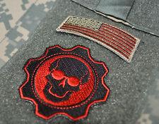 KILLER ELITE SEAL SPECIAL WARFARE TALIBAN WHACKER SSI: War Gears +COLOR Flag Tab
