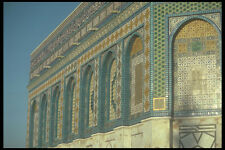 260000 Ceramic Walls On Dome Of The Rock Mosque Israel A4 Photo Print
