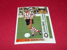JOCHEN KIENTZ C.D. LOGRONES PANINI LIGA 96-97 ESPANA 1996-1997 FOOTBALL