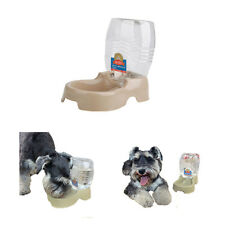 New 940ML Indoor Outdoor Small Dog Cat Pet Auto Water Fountain Bowl Feeder