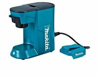 New Makita 18V Espresso Machine Cordless & Mains Coffee Maker DCM500Z