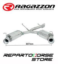 RAGAZZON SCARICO TERM.TONDI 2x102m ALFA GTV 916 SPIDER 2.0 V6 TURBO 148kW 201CV