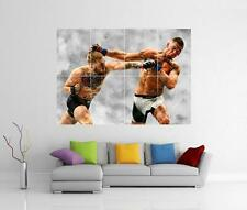 CONOR MCGREGOR V NATE DIAZ UFC GIANT WALL ART PHOTO PRINT POSTER