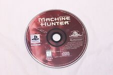 Playstation PS1- Machine Hunter - Disc Only