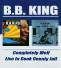 Completely Well / Live in Cook County Jail B.b. King Very Good Origi