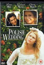 Polish Wedding - DVD - Claire Danes, Gabriel Byrne, Adam Trese
