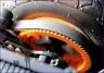 60 Tooth MBS Wheel Hub Gear 60T Mountain Board Electric Skateboard Trampa HTD-5m