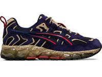 Asics Men's GEL-NANDI 360 Shoes NEW AUTHENTIC Black/Peacoat 1021A190 001 SZ:8.5