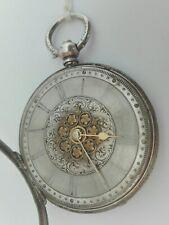 Antique Cronometro Hercules extra. Pocket watch. Spanish pocket watch.