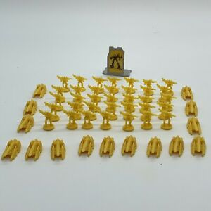 Risk Transformers Replacement Yellow Army