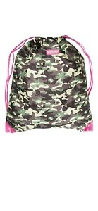 Simply Southern Camo String Bag New with Tags