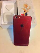 Apple iPhone 6s Plus -16GB - (Unlocked) Customised Red