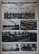 Alemán-estadounidense petroleum-sociedad hamburgo grandes bombardeados de 1926