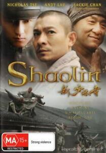SHAOLIN (2011) [NEW DVD]