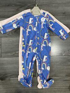 Next Baby Girl Sleepsuits Bundle 12-18 Months BNWT