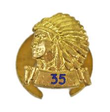 More details for carborundum company 35 years long service enamel lapel badge
