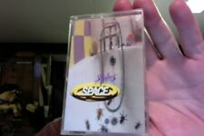 Spiders- Space- used cassette tape- real nice- Korean import