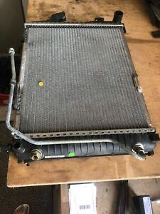 W 124 260E 300E Wasserkühler Original gebr/geprüft, Teilenummer: 1245001503