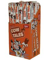 36x Cow Tales Vanilla Flavored Chewy Caramel With A Cream Center 28g