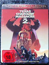 THE TEXAS CHAINSAW MASSACRE Part 2 - FUTUREPAK  - BLU RAY Region B - Ltd.Ed.Pack