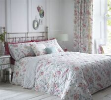 Country Floral 100% Cotton Decorative Quilts & Bedspreads