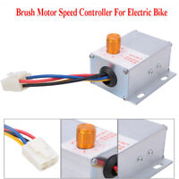 12V 250W Brush Motor Speed Controller For Electric Scooter Bike E-bike Bicycle
