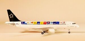 "1/400 Gemini Jets Austrian Airlines A320-214 ""Star Alliance"""