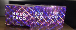 (1) Holo Taco 1st Anniversary Limited Edition Collection Box W/ NAIL POLISH