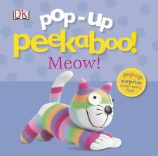 Pop-Up Peekaboo: Meow! by DK Publishing