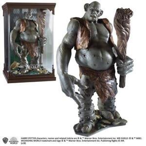 Harry Potter Statuette Magical Creatures Troll 13 cm statue No 12 04842