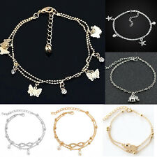 Fashion Charms DIY Sexy Ankle Chain Bracelet Anklet Beach Foot Jewelry Gift