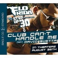 "FLO RIDA FEAT DAVID GUETTA ""CAN´T HANDLE..."" CD SINGLE"
