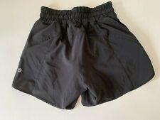 Lululemon Tracker Shorts Black Size 4