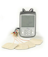 Digital Dual TENS Machine – Physio FREE 4 Pads *LATEST DIGITAL MODEL*