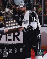 Los Angeles Kings 2012 Stanley Cup 8x10 Champions Justin Williams Conn Smythe