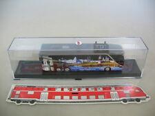 m911-0,5 # AWM H0 Bus, Setra S 416 HDH, DESTINAZIONI degli autobus di clubziele,