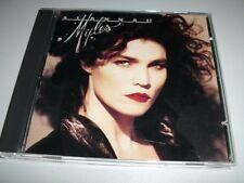 ALANNAH MYLES CD 1989 MIT BLACK VELVET / JUST ONE KISS / LOVER OF MINE (YZ)