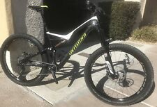 2017 Specialized Stumpjumper FSR Expert 6Fattie Carbon Large with upgrades 27+