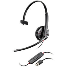 Plantronics USB Blackwire C310-M Monaural Headset 85618-101