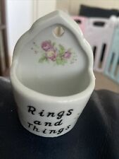 Quirky Small Container for 'rings and Things'