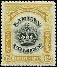 Labuan Scott #104 Mint  Catalogs $16